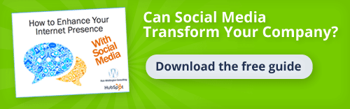 Can social media transform your business? Download the free guide