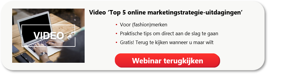 Video 'Top 5 online marketingstrategie-uitdagingen'