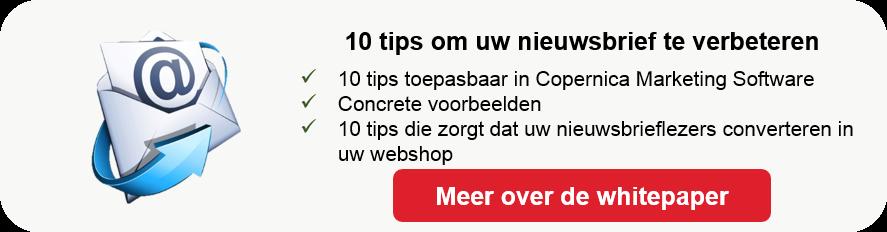 10 tips nieuwsbrief te verbeteren