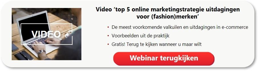 CTA - OMS - top 5 online marketingstrategie uitdagingen (fashion)merken