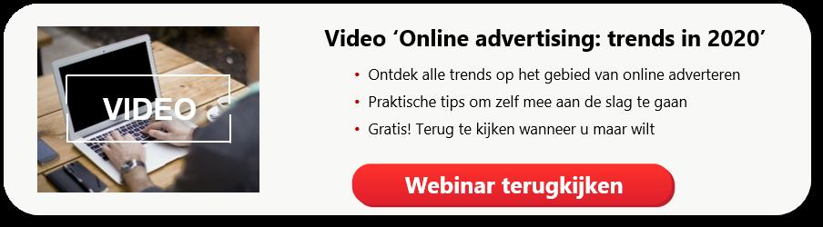 Online advertising trends in 2020