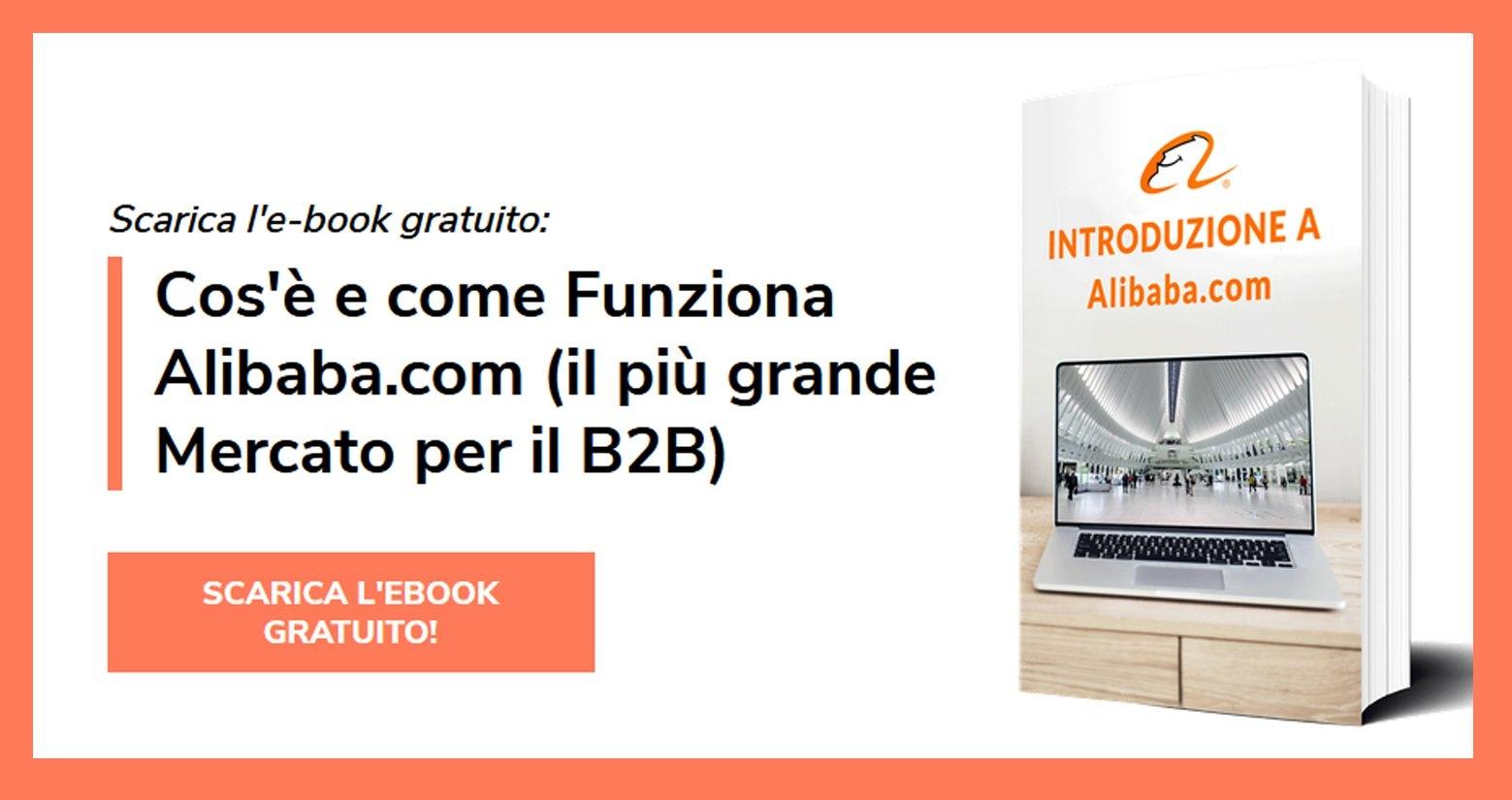 E-book gratuito:  Intro a Alibaba.com  Scarica ora