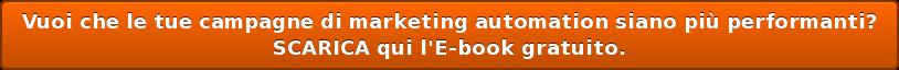 Vuoi che le tue campagne di marketing automation siano più performanti? SCARICA qui l'E-book gratuito.