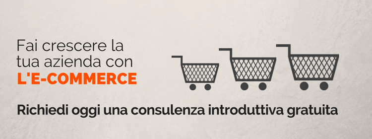 richiedi consulenza gratuita per il tuo e-commerce