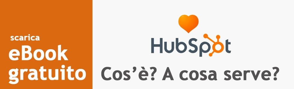 "Scarica eBook gratuito ""Cos'è HubSpot"""
