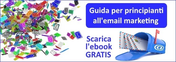 Scarica gratis la Guida per principianti all'email marketing