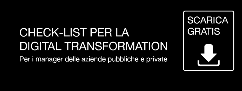 Scarica checklist gratuita per la digital transformation