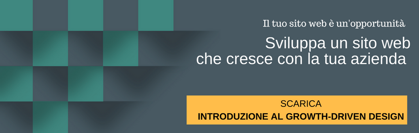Scarica ebook gratis introduzione Growth-Driven Design