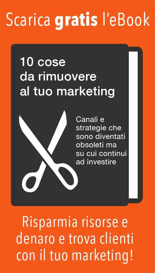 scarica ebook gratis 10 cose eliminare marketing