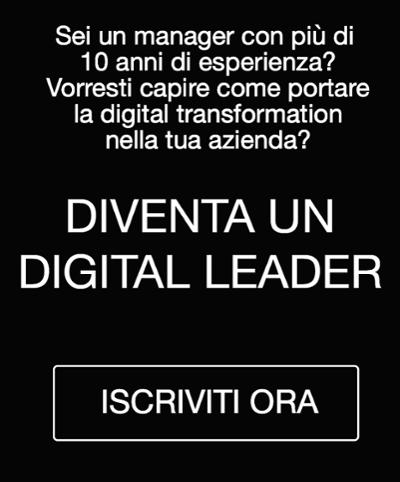 Diventa un Digital Leaders - iscriviti all'associazione