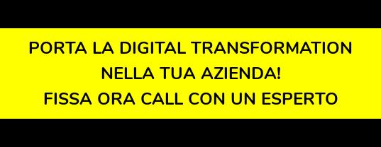 PORTA LA DIGITAL TRANSFORMATION NELLA TUA AZIENDA! FISSA ORA CALL CON UNESPERTO