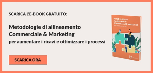 Metodologie di allineamento commerciale & marketing