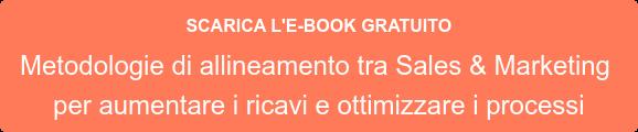 SCARICA L'E-BOOK GRATUITO Metodologie di allineamento tra Sales & Marketing per aumentare i ricavi e ottimizzare i processi