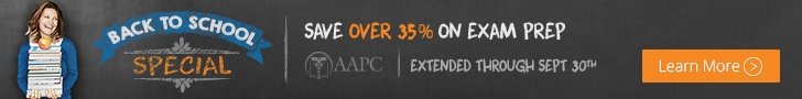 AAPC - August DL Sale: 50% OFF