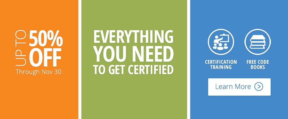 Certification and Training Packages
