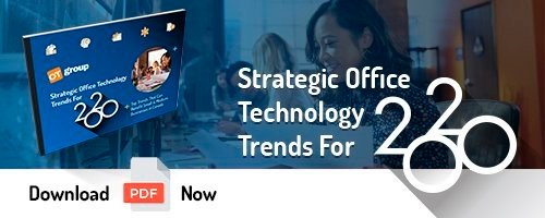 Download Strategic Office Technology Trends for 2020 eBook