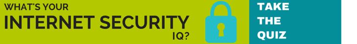 Internet Security Quiz