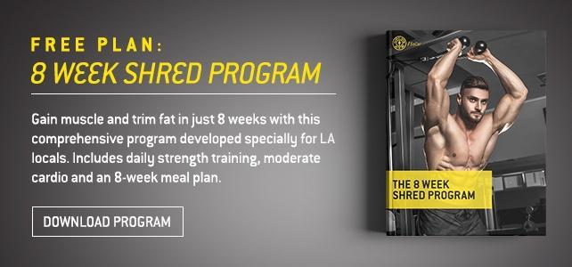 Get the free 8 week shred program