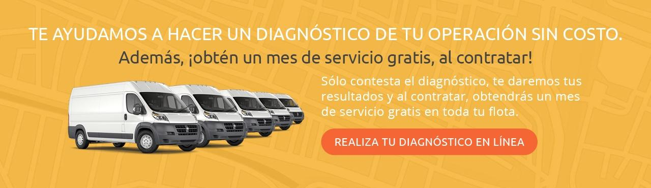 Diagnostico de tu flota