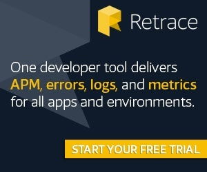 Sign Up for a 14 Day Free Trial with Retrace from Stackify