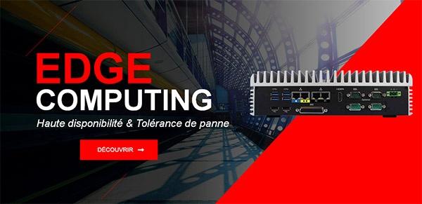 Haute disponibilité Edge computing