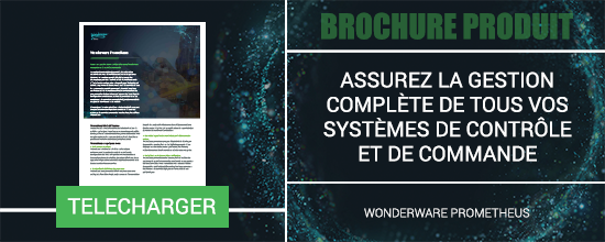 Brochure Wonderware Prometheus
