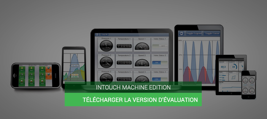 Version évaluation InTouch Machine Edition