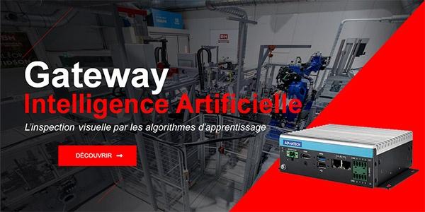 Gateway IoT Intelligence Artificielle