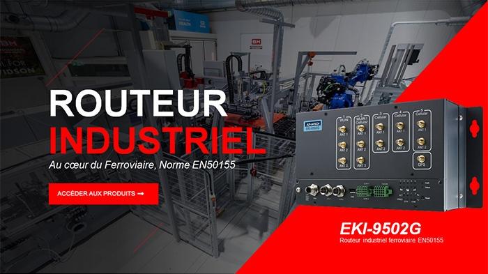 Routeur EN50155