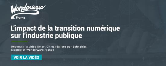 Smart Cities : Transition numérique au service de l'industrie publique