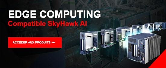 Edge compatible SkyHawk AI