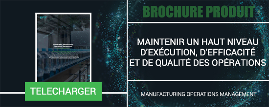 Brochure Manufacturing Operations Management
