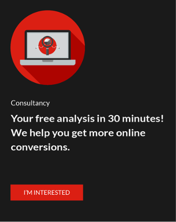 Your free analysis in 30 minutes