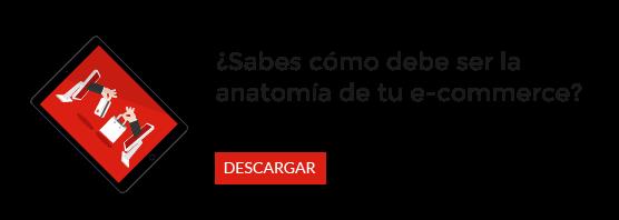 Anatomía Web e-commerce
