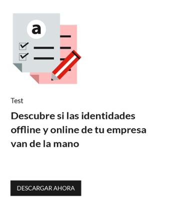Descubre si las identidades offline y online de tu empresa van de la mano