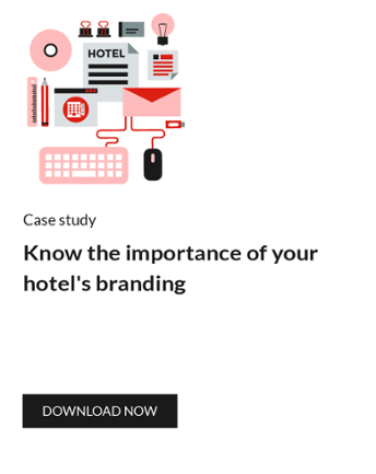 Know the importance of your hotels branding