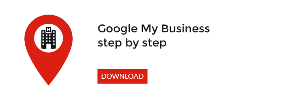 Step by step. Google my Business tools for tourism