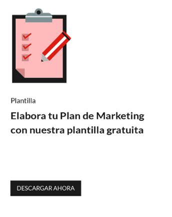 Elabora tu Plan de Marketing con nuestra plantilla gratuita