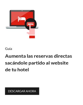 Aumenta las reservas directas sacándole partido al website de tu hotel