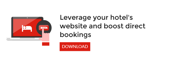 Leverage your hotel's website and boost direct bookings