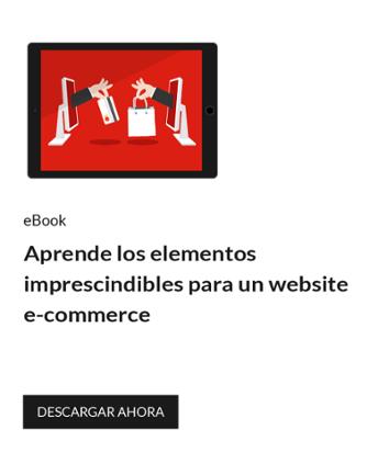 Aprende cuáles son los elementos imprescindibles en un website ecommerce