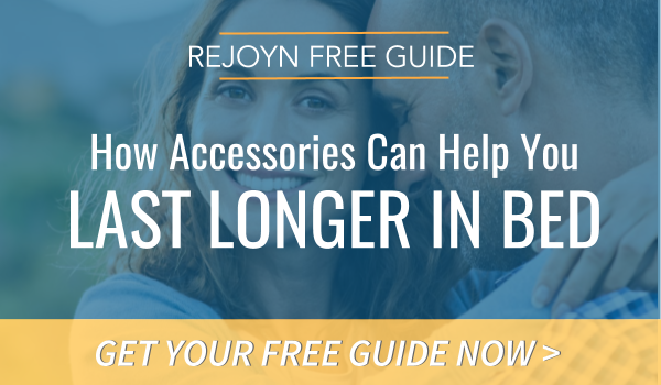 How Accessories Can Help You Last Longer In Bed