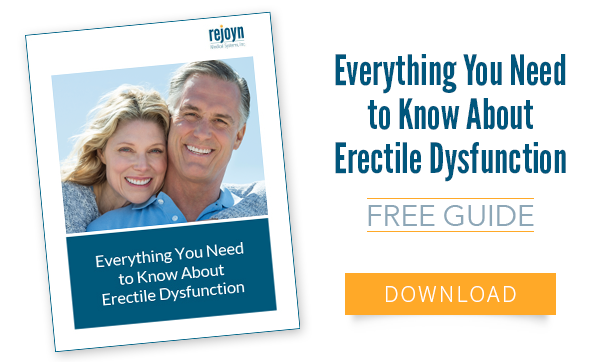 Everything You Need to Know About Erectile Dysfunction