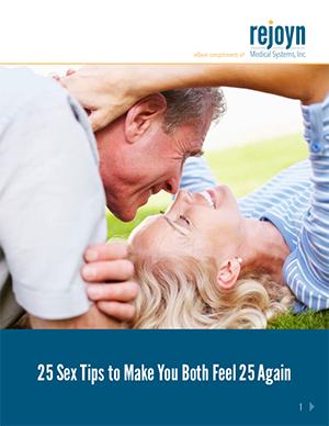 25 Sex Tips to Make You Both Feel 25 Again