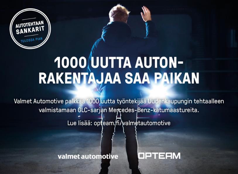Valmet Automotive autonrakentaja