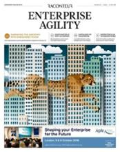 The Times - Enterprise Agility supplement