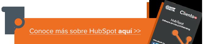 Conoce más sobre Hubspot aquí - Cliento