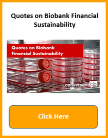 Biobank Financial Sustainability