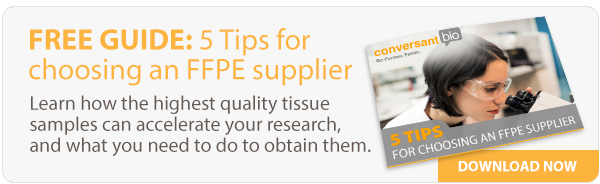 How to Choose a FFPE Supplier Ebook