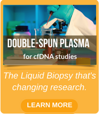 double spun plasma, cell free dna